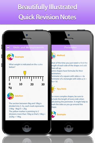 11+ Maths : Learn & Test - náhled