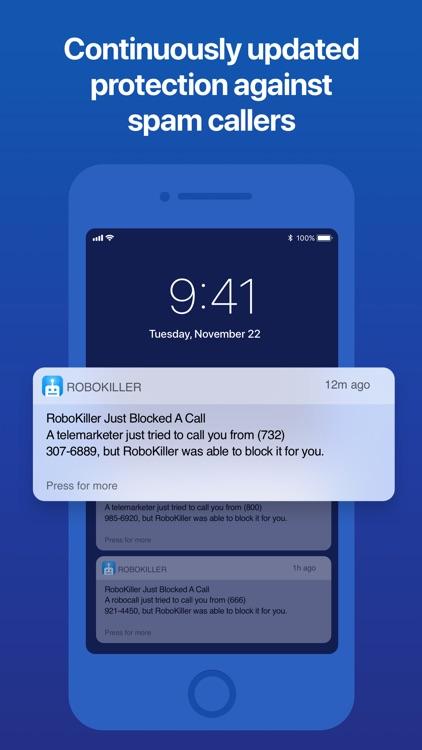 RoboKiller: Block Spam Calls