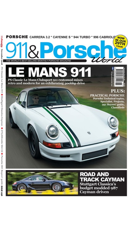 911 & Porsche World Magazine screenshot-7