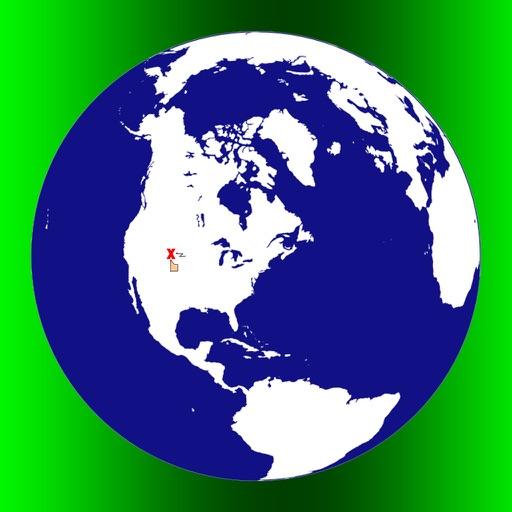 eGPS Map – Geo Area & Distance