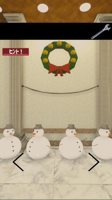 脱出ゲームクリスマス「12月25日」MerryXmasのおすすめ画像2