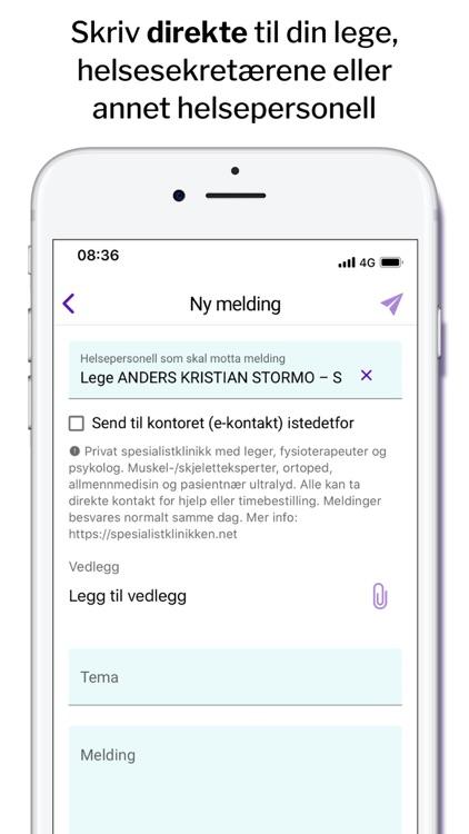 Helseboka screenshot-3
