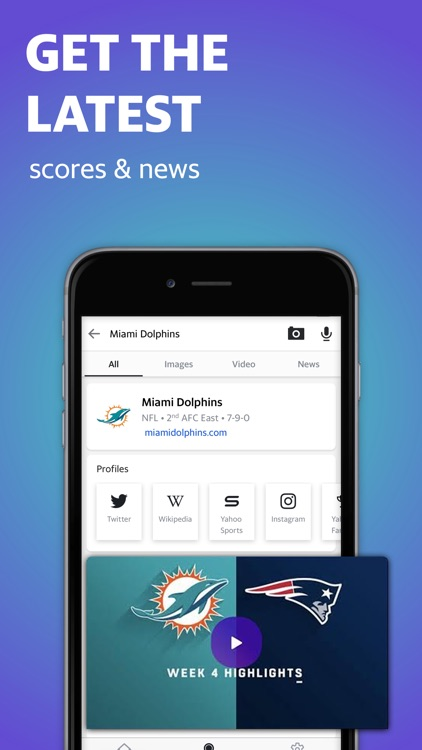 Yahoo Search screenshot-6