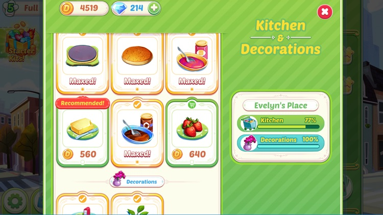 Delicious World - Cooking Game screenshot-5