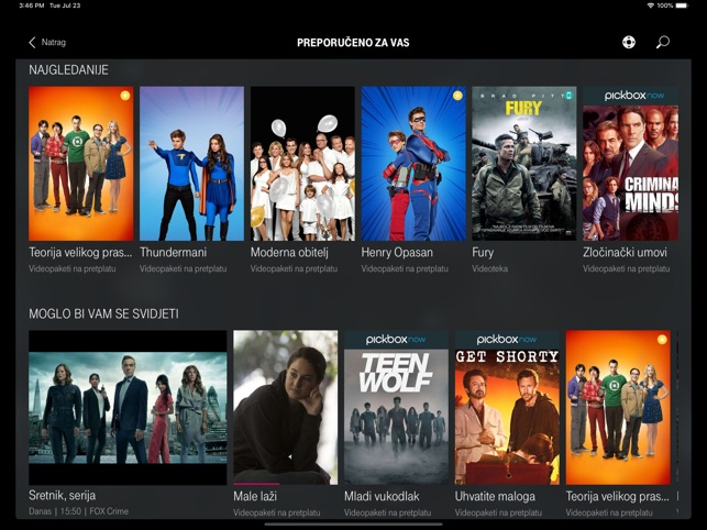 MAXtv To Go HD on the App Store