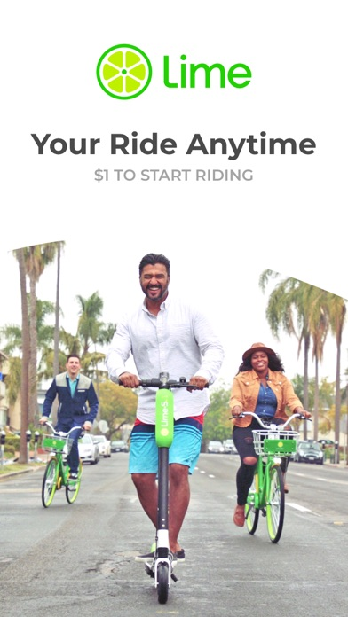 Download Lime - Your Ride Anytime for Pc