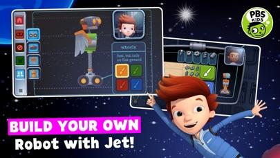 Jet's Bot Builder: Robot Games screenshot 1