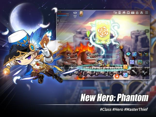 MapleStory M: Fantasy MMORPG on the App Store