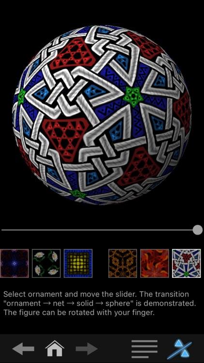 iOrnament: draw mandala & art screenshot-3