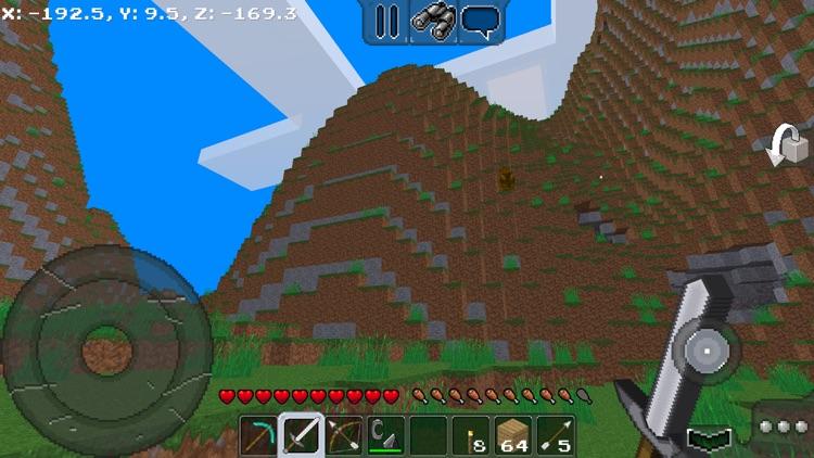 MultiCraft ― Build and Mine! screenshot-6