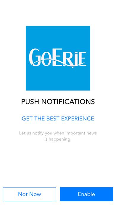 GoErie Screenshot