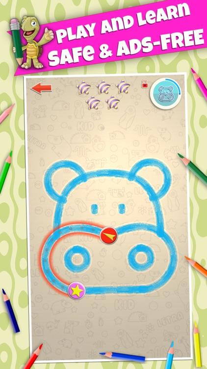 LetraKid: Kids Writing Letters screenshot-6