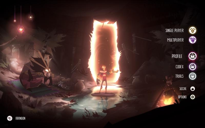 Towaga: Among Shadows screenshot 1