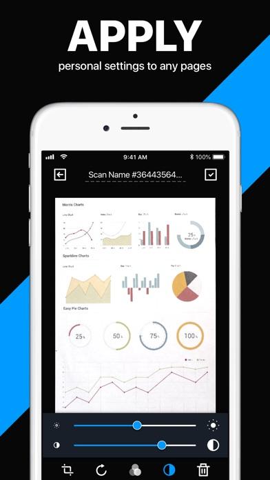 Scanner App: PDF Docs Scan Screenshot