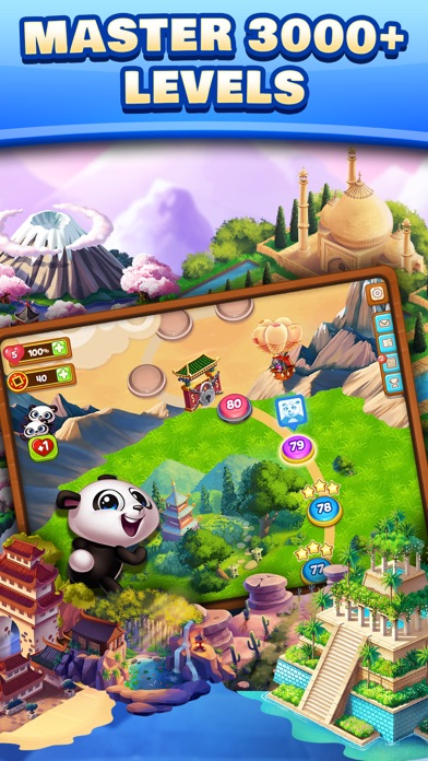 Panda Pop! Bubble Shooter Game-4