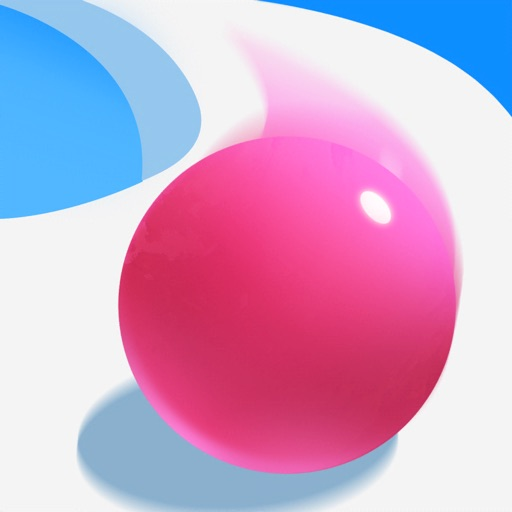 Merge Color Balls-by maze 3D iOS App