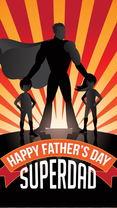 Fathers Day Greetings & Cards app image