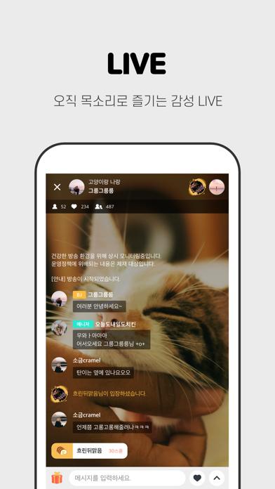 다운로드 스푼 라디오 - LIVE방송 BJ소통 Android 용