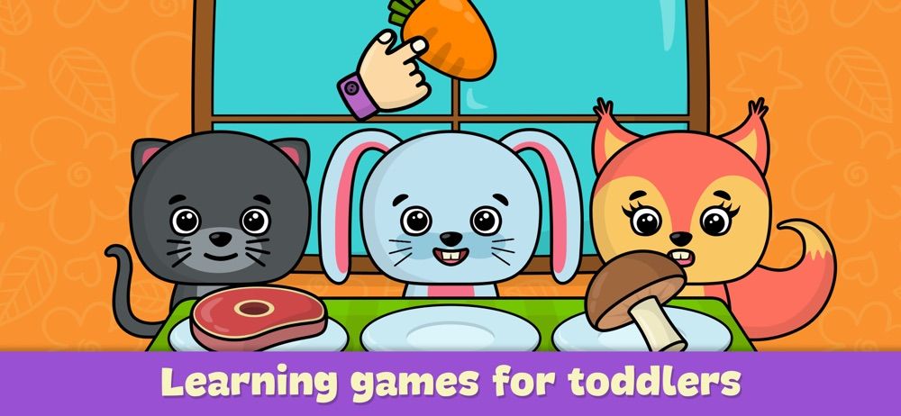 Toddler games for girls & boys hack tool