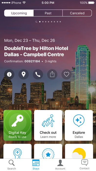 Download Hilton Honors: Book Hotels for Pc