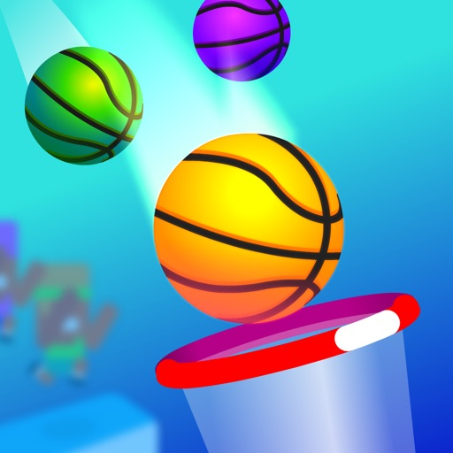 Basket Race 3D