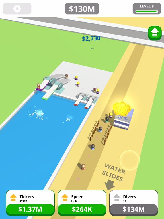iPad Image of Idle Tap Splash Park