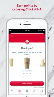 Chick-fil-A iphone images
