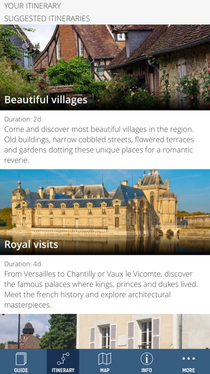 Around Paris - travel app screenshot-3