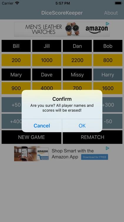 Dice Score Keeper screenshot-4