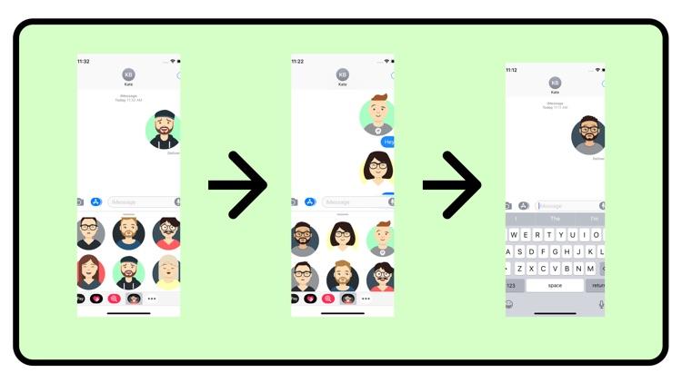 Phimoji: Emoji Stickers screenshot-3