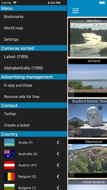Planet Cam screenshot-3