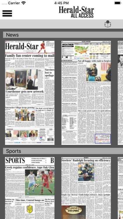 Herald-Star All Access screenshot-4