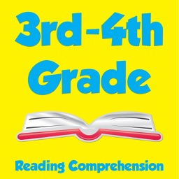 3rd - 4th Reading Comp