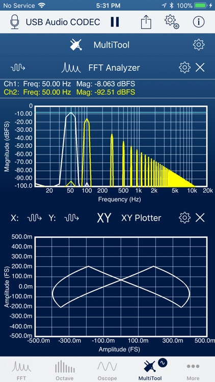 SignalScope Pro 2018 screenshot-4
