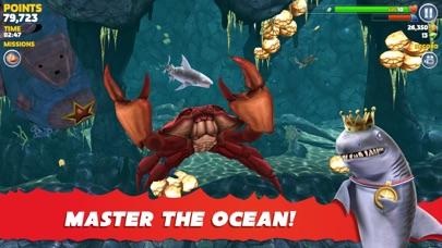 Screenshot from Hungry Shark Evolution