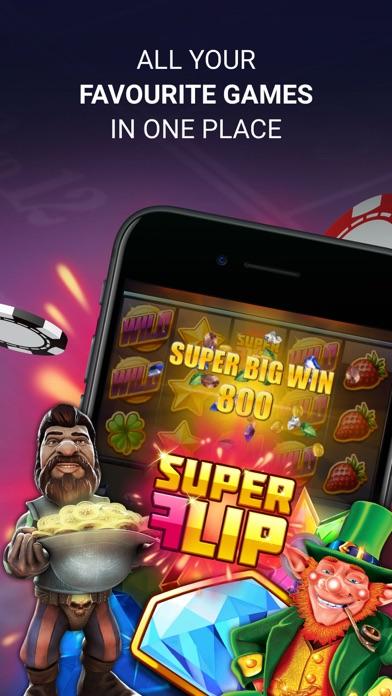 Unibet Casino - Slots & Games screenshot two
