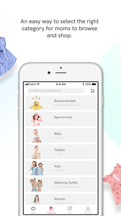 Herunterladen PatPat - Kids & Baby Clothing für Pc