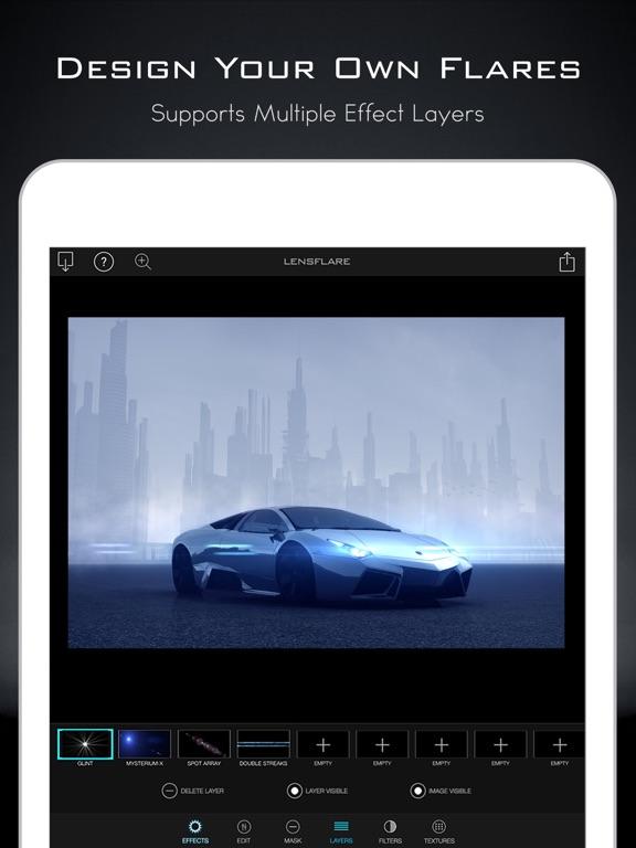 LensFlare Optical Effects Screenshots