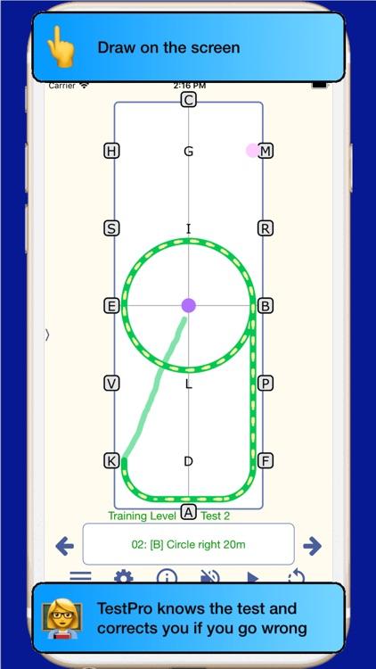 TestPro US Dressage Federation screenshot-3