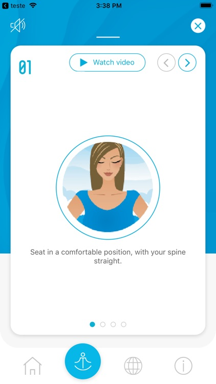 5 minutes - I Meditate screenshot-4