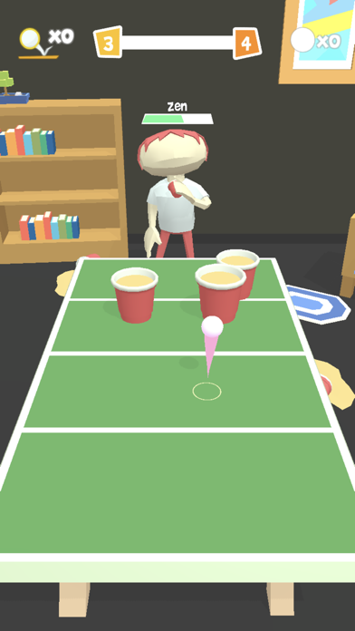 Pong Party 3D screenshot 2