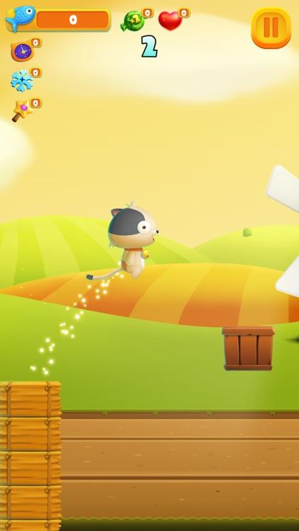Meow Adventures - Cat Runner screenshot-7