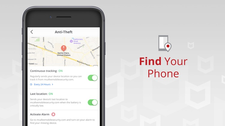 McAfee Mobile Security screenshot-5