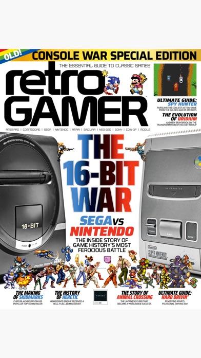 Retro Gamer Official Magazine screenshot one
