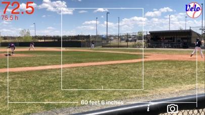 Velo Baseball Plus Screenshot