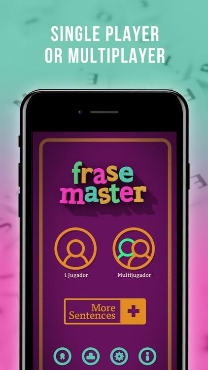 Learn Spanish Frase Master screenshot-2