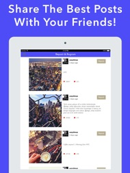 Story Reposter for Instagram ipad images