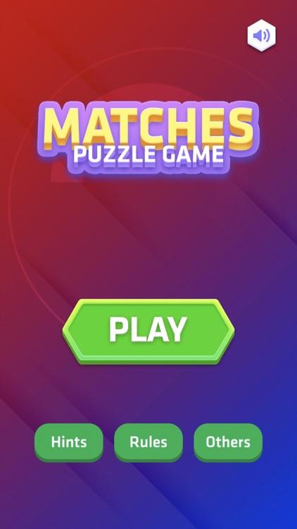 Matchstick Puzzle King Pop screenshot-7