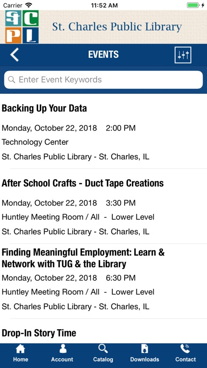 St. Charles Library screenshot-3