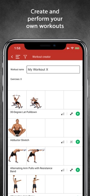 Men S Health Fitness Trainer On The App Store